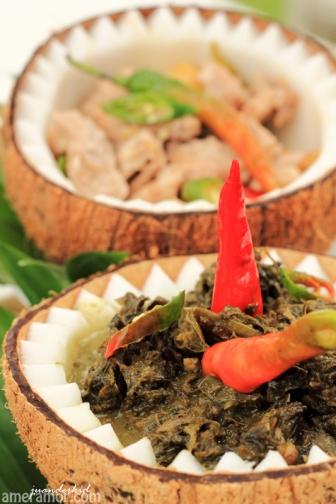 misibis bicol food