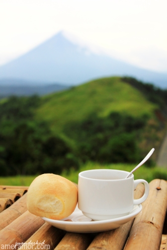 misibis mayon breakfast